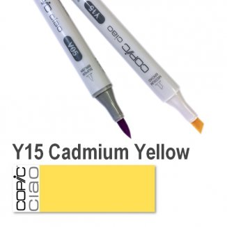 Y15 Cadmium Yellow Copic Ciao