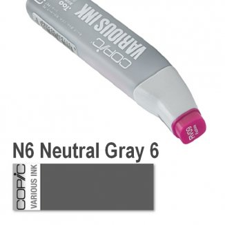 N6 Neutral Gray 6 Copic Ink